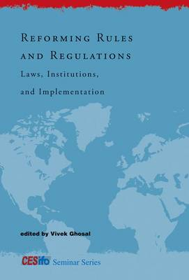 Reforming Rules and Regulations book