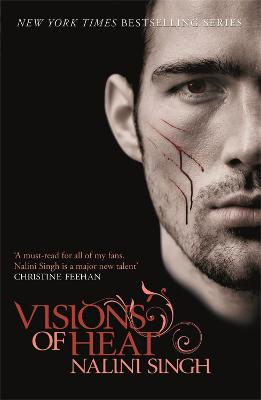 Visions of Heat book