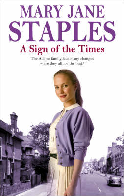 Sign Of The Times by Mary Jane Staples