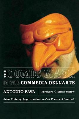 Comic Mask in the Commedia Dell'Arte book