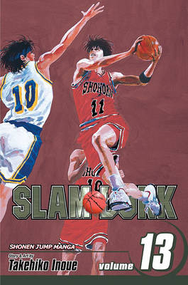 Slam Dunk, Volume 13 by Takehiko Inoue