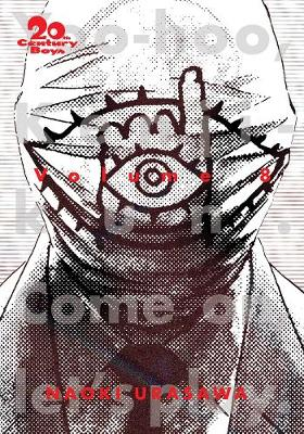 20th Century Boys: The Perfect Edition, Vol. 8 by Naoki Urasawa