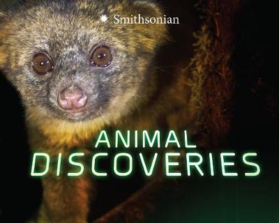 Animal Discoveries book