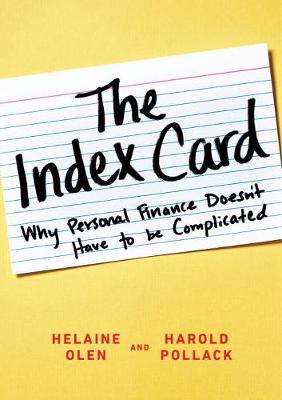 The Index Card by Helaine Olen