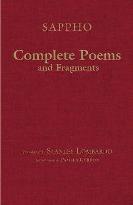 Complete Poems and Fragments by Sappho