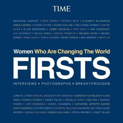Firsts by Time Inc