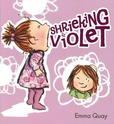 Shrieking Violet by Emma Quay