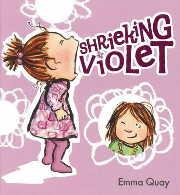 Shrieking Violet by Emma Quay