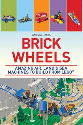Brick Wheels by Warren Elsmore