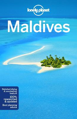 Lonely Planet Maldives book