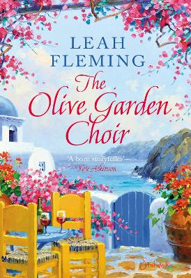 The Olive Garden Choir by Leah Fleming