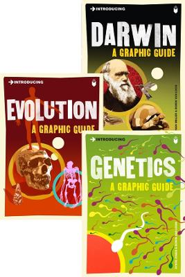 Introducing Graphic Guide Box Set - The Origins of Life (EXPORT EDITION) by Jonathan Miller