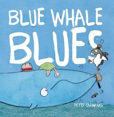 Blue Whale Blues book