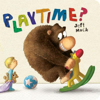 Playtime? by Jeff Mack