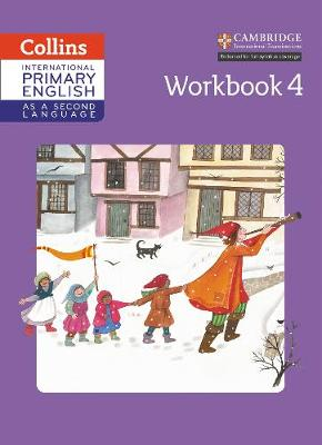 Cambridge Primary English as a Second Language Cambridge Primary English as a Second Language Workbook Stage 4 Workbook Stage 4 by Jennifer Martin