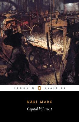 Capital: A Critique of Political Economy by Karl Marx