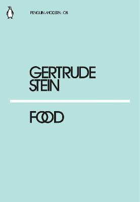 Food by Gertrude Stein