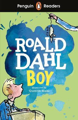 Penguin Readers Level 2: Boy (ELT Graded Reader) by Roald Dahl