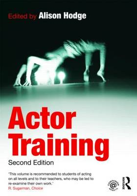 Actor Training by Alison Hodge