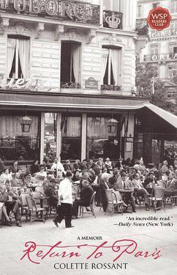 Return to Paris by Colette Rossant