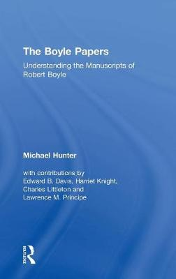 The Boyle Papers by Michael Hunter