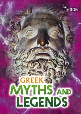 Greek Myths and Legends by Jilly Hunt