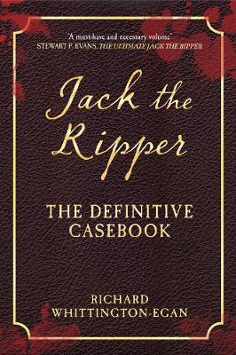 Jack the Ripper by Richard Whittington-Egan