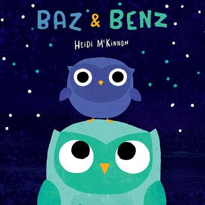 Baz & Benz book