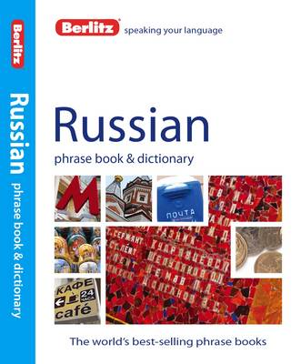 Berlitz Phrase Book & Dictionary Russian by APA Publications Limited