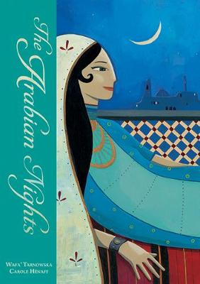 Arabian Nights by Wafa' Tarnowska