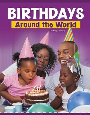 Birthdays Around the World book