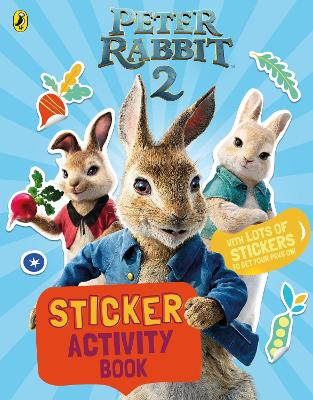 Peter Rabbit Movie 2 Sticker Activity Book book