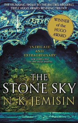 Stone Sky by N. K. Jemisin