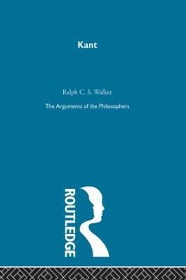 Kant - Arg Phil book