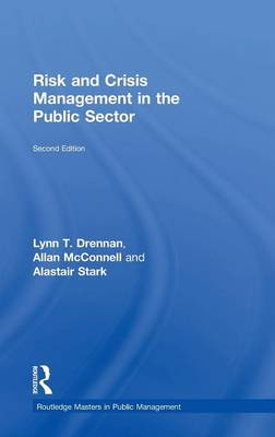 Risk and Crisis Management in the Public Sector book