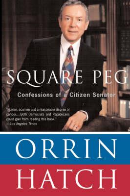 Square Peg book