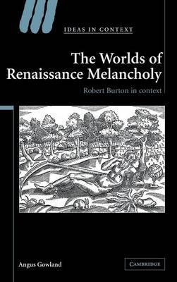 Worlds of Renaissance Melancholy book