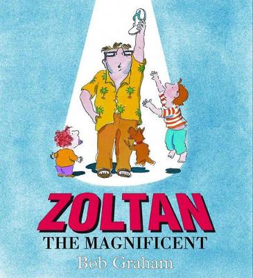 Zoltan the Magnificent book