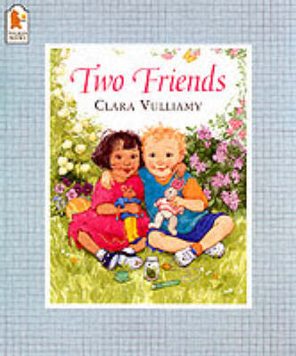 Two Friends by Vulliamy Clara