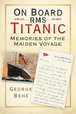 On Board RMS Titanic by George Behe