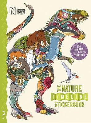 The Nature Timeline Stickerbook by Christopher Lloyd