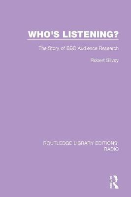 Who's Listening? by Robert J.E. Silvery