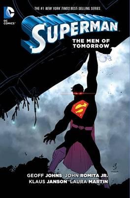 Superman The Men of Tomorrow TP by John Romnita
