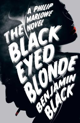 Black Eyed Blonde book