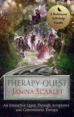 Therapy Quest by Janina Scarlet