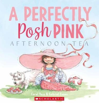 Perfectly Posh Pink Afternoon Tea by Coral Vass