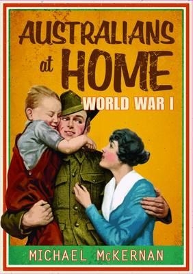 Australians at Home by Michael McKernan