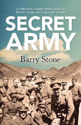 Secret Army book