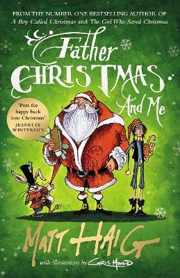 Father Christmas and Me book