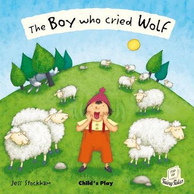 Boy Who Cried Wolf by Jess Stockham